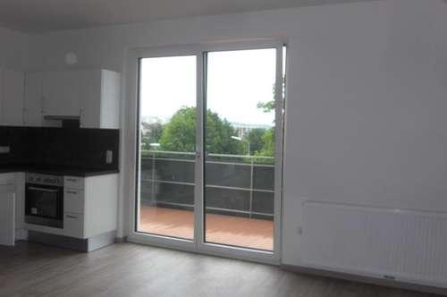 Tolle 2 Zi. Wohnung 60 m² WMFL mit gr. Balkon 10,5 m² inkl. Küche in ruhiger Lage nähe Infracenter, 4030