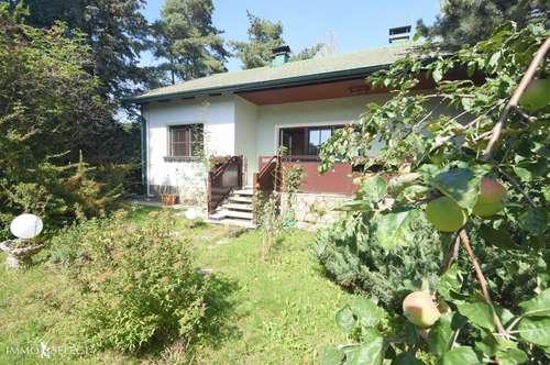 heimeliges Einfamilienhaus in TOP Heurigen- und Weingärtenlage