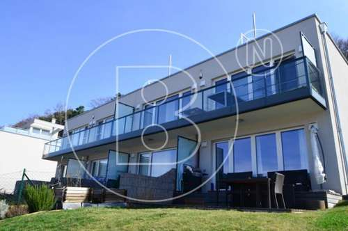 Moderne Penthousewohnung mit Mega-Terrassen & Panoramafernblick!