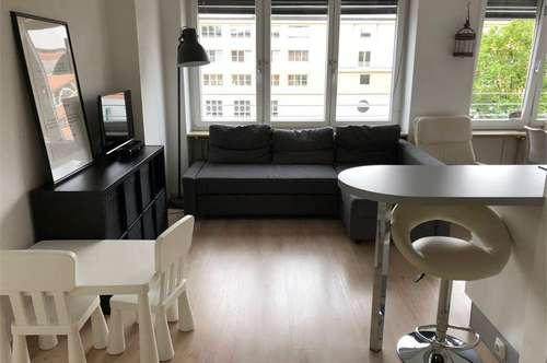 top sanierte großzügige 2 Zimmer Wohnung in der Stadt Salzburg