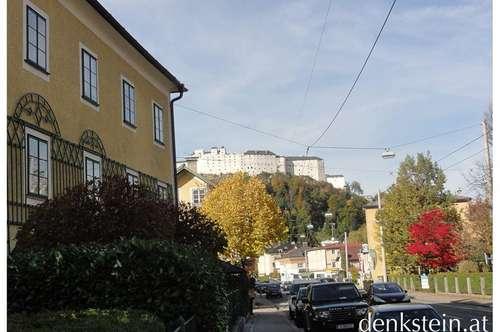 Herrschaftliche 5 Zimmer Altbauwohnung in einem schönen Stadthaus in Nonntal Salzburg Stadt