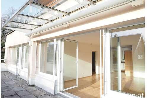 Bestlage! Sonnige 3 Zimmer Terrassenwohnung am Arenberg in Parsch, Salzburg Stadt