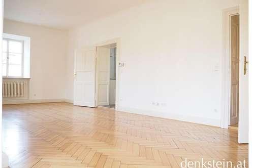 bezaubernde großzügige 3 Zimmer Altbauwohnung mitten in Nonntal Salzburg Stadt