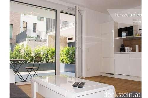 entzückende 2 Zimmer-Wohnung mit Terrasse am Fuße des Gaisberg Salzburg