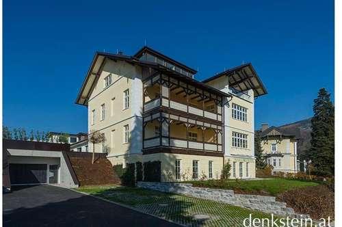 Salzkammergut: 2-Zimmer Gartenwohnung im wunderschönen Mondsee, Salzburg Land