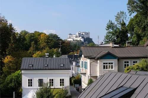 Traumhafte 3 Zimmer Altbauwohnung am Arenberg, Salzburg Stadt
