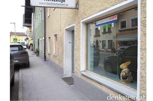 Top Preis! Geschäftslokal oder Büro direkt an der Halleiner Bundesstraße in Oberalm Salzburg