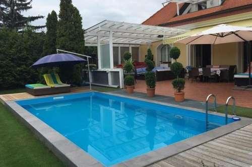 Eigentums-Villa mit wunderschönem Garten