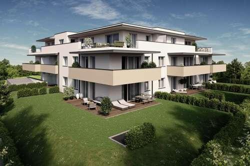 Top 4- Eigentumswohnung mit Eigengarten im Zentrum