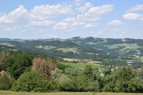 traumhaftes Grundstück am Pöstlingberg