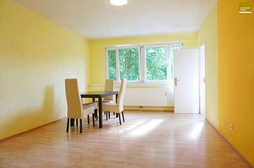 Perfekte Single- oder Pärchen-Wohnung in Ruhelage