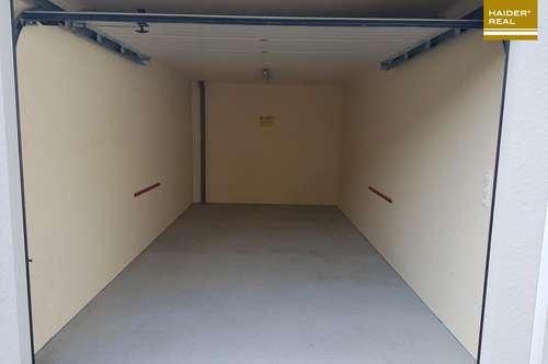 Noch 1 Garagenplatz/Lagerraum frei!