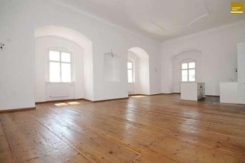 17. Jhdt. trifft Moderne - Exklusive Schlosswohnung