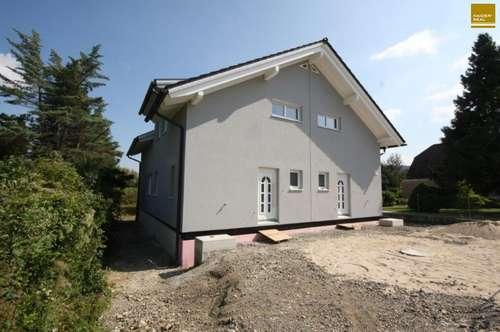 Modernes Doppelhaus in Wien-Nähe