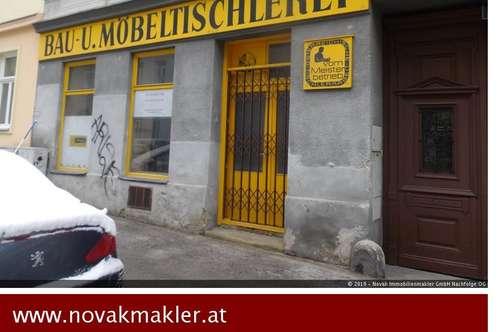 1160 Wien, Fröbelgasse – Geschäftslokal