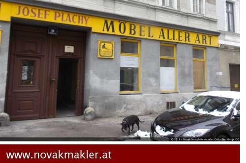 1160 Wien, Fröbelgasse - Magazin