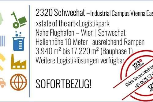 Wien-Ost |Industrial Campus Vienna East |