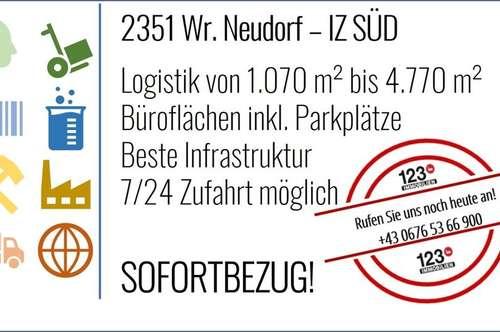 2351 Wr. Neudorf - IZ SÜD Lösungen für Lager und Logistik