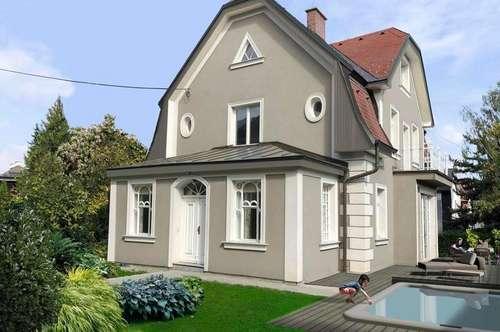 Modernisierte Villa am Roten Berg mit Fernblick - Top saniert