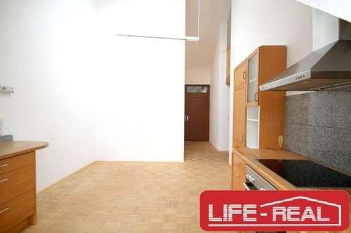schöne DG-Wohnung im Zentrum von Linz, Jetzt mit VIDEOBESICHTIGUNG auf www.LIFE-REAL.at