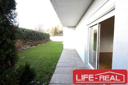 WG geeignete Mietwohnung mit eigenem Garten und zwei KFZ-Abstellplätze am Pöstlingberg - Jetzt mit VIDEOBESICHTIGUNG auf www.LIFE-REAL.at