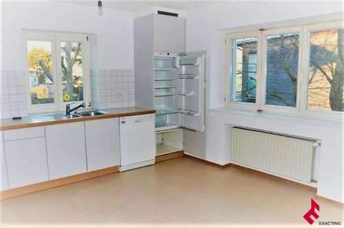 Rankweil: sehr zentrale 3,5-Zi.-Wohnung