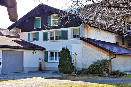Schruns: Wohnhaus im Montafonerstil