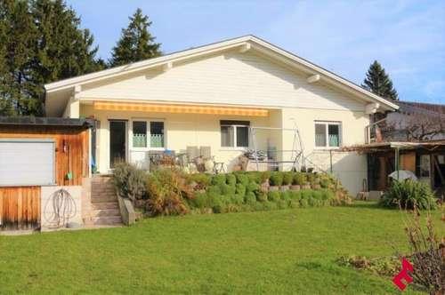 gepflegtes Einfamilienwohnhaus mit großem Garten