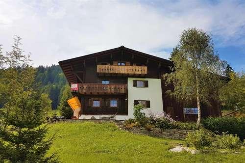 idyllisches Wohnhaus in totaler Naturlage