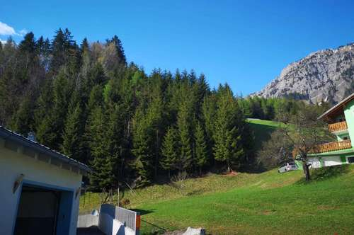 3-Zi.-Ferienwohnung im Klostertal