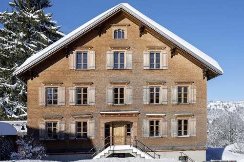 top renoviertes Wälderhaus mit Privatzimmer-Vermietung