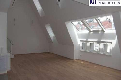 3 Zimmer Dachterrassenwohnung im Jahrhundertwendehaus.
