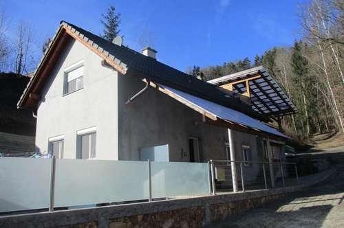 Neuwertiges Wohnhaus mit 2 Terrassen in Kapfenberg zu kaufen !