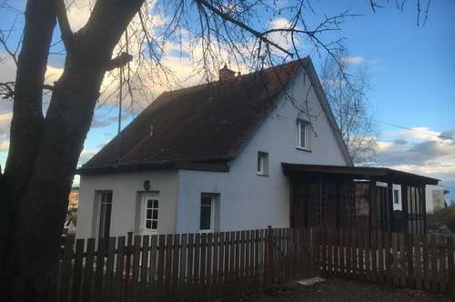 Nettes Einfamilienhaus in sonniger Aussichtslage.