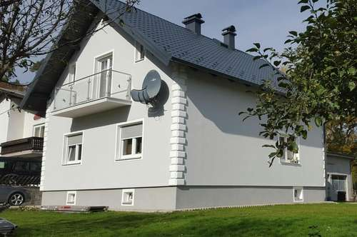 Sehr schön renoviertes Einfamilienhaus