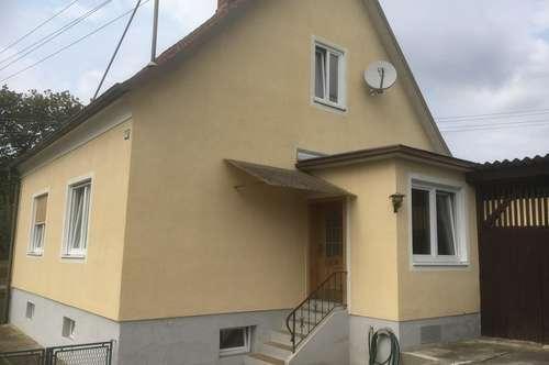 Sehr nettes kleines Einfamilienhaus