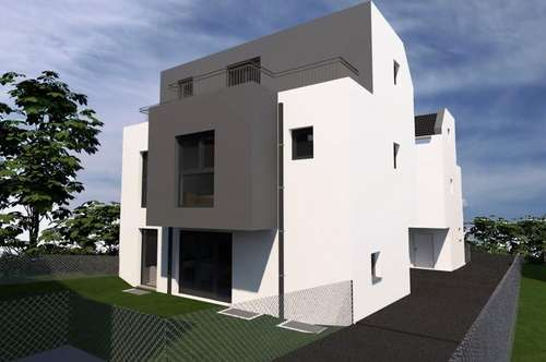 Provisionsfreies Einzelhaus, 122m² + 69m² Garten, 4 Zimmer, Nähe Kurpark Oberlaa