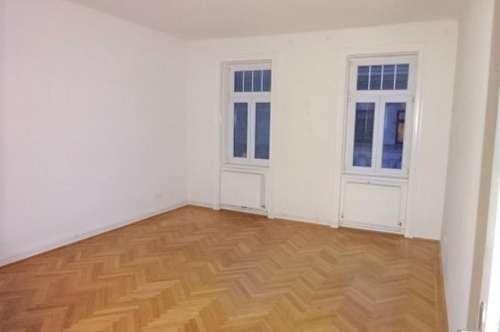3 Zimmer-Altbauwohnung, 83m², Nähe Spittelau, 4 Minuten zu U6/U4, unbefristet