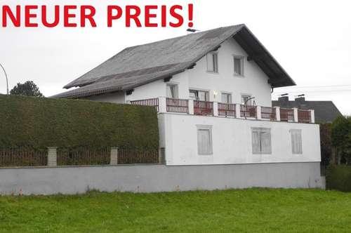 Einfamilienhaus in sehr guter Wohnlage am Stadtrand von Steyr!
