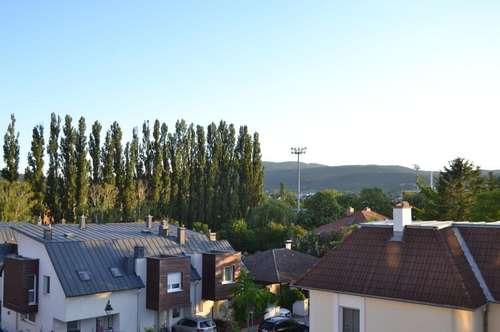 Dachgeschossmaisonette-Wohnung mit traumhaftem Ausblick in Mödling!