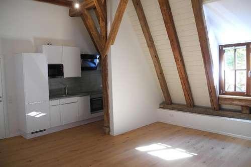 Dachgeschoßwohnung mit Galerie