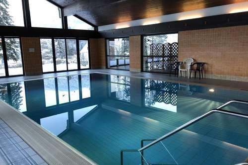 Terrassen/Wohnung - Wellness/Pool und Fitness