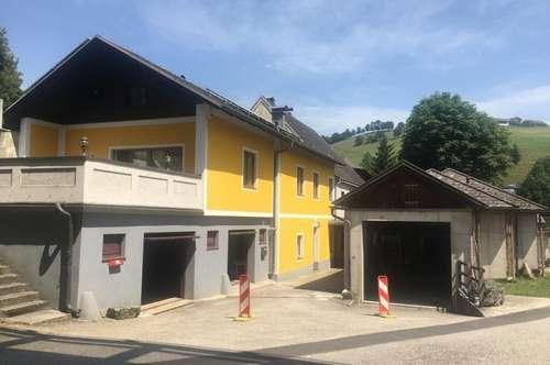 Wohnhaus mit Gasthof und Lagerhalle am Stadtrand von Waidhofen an der Ybbs!