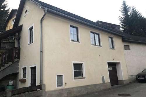 Kleines Wohnhaus  am Stadtrand von Waidhofen an der Ybbs!
