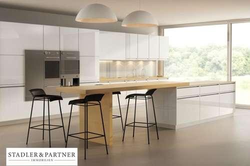 Riedenburg - Exklusive 6 Zimmer Erstbezugs-Penthouse-Maisonette mit großer Dachterrasse!