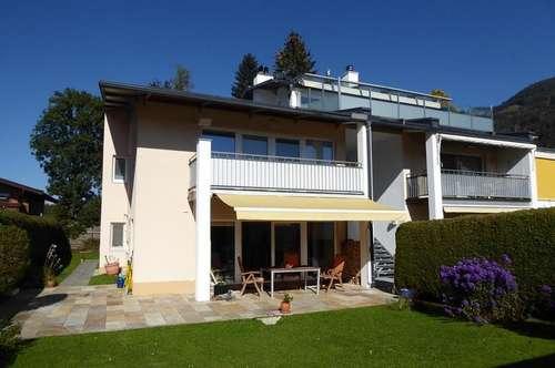 Moderne 4-Zimmer-Wohnung mit Garten und Terrasse in Zell am See - Seenähe!!!
