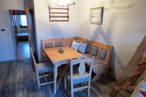 2-Zimmer-Wohnung mit Balkon in Maishofen ab Jänner 2019 zu vermieten
