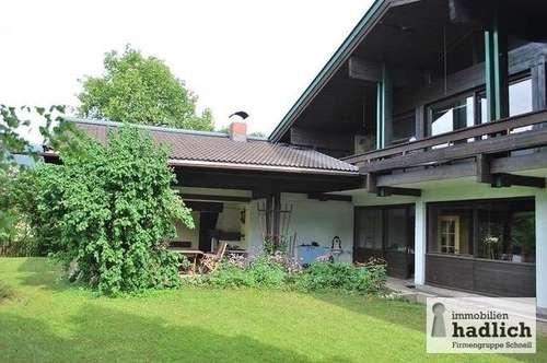 Großzügige Gartenwohnung im Zweifamilienhaus in Saalfelden zu vermieten.