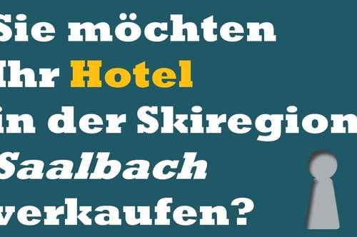 Sie möchten Ihr Hotel in der Skiregion Saalbach verkaufen?