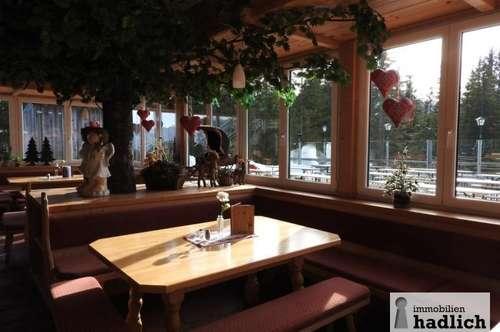 Bestens eingeführte Schihütte/Bergrestaurant in der Schiregion DACHSTEIN WEST zu verkaufen!